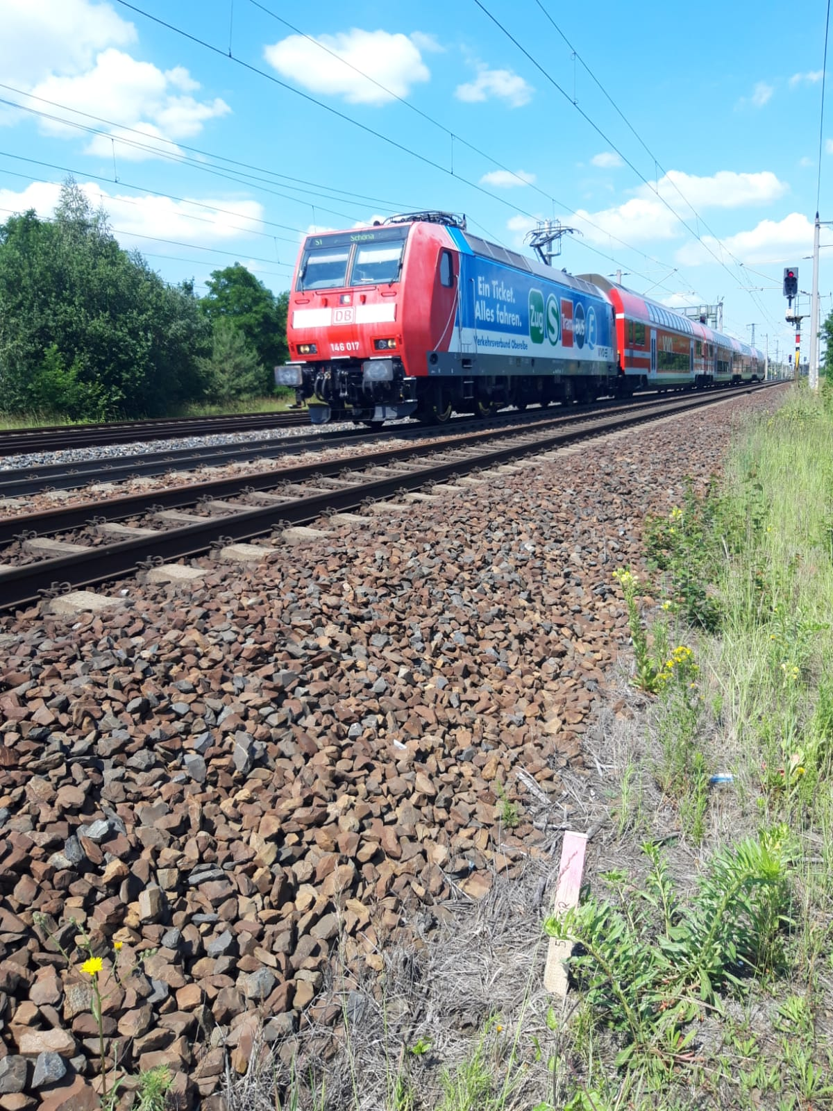 Bohrpunkt Bahngelände © Vladislava Kostkanová, DB AG