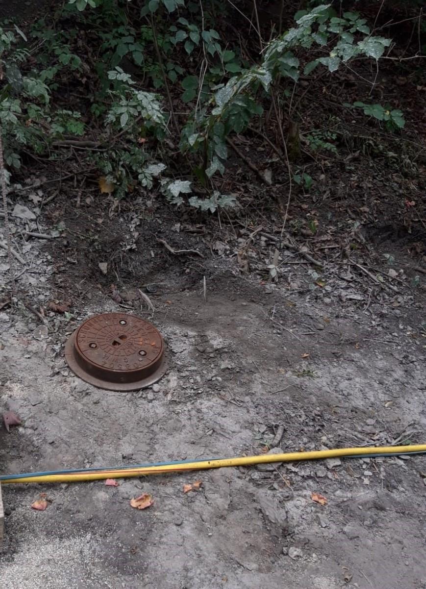 Grundwassermessstelle Gewerbegebiet Heidenau (DB AG/Vladislava Kostkanová)